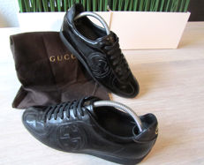 Gucci - Lace Up - Leather sneaker