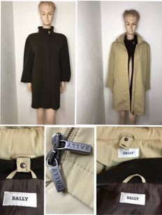 Bally double jacket - trench and raincoat