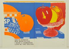 Tom Wesselmann (1931-2004) - One Cent Life