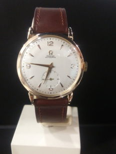 Omega - Ouro Automatic Bumper - Heren - 1901-1949