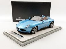 Tecnomodel Mythos - Scale 1/18 - Alfa Romeo Disco Volante Spyder by Touring Superleggera 2016