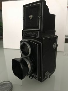 Rolleicord III - TLR Camera with Schneider lens