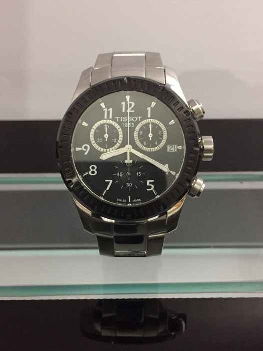 Tissot - V8 Chronograph - Men's Wristwatch