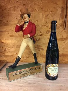 Original Johnnie walker statue scotch Whisky Statue