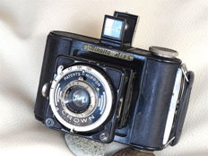 Large Format Bellows Camera Minolta Six - 1936