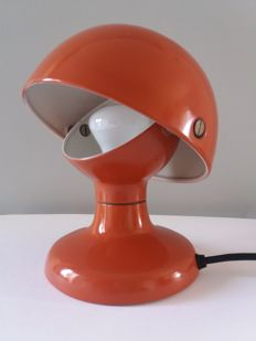 Tobio Scarpa for Flos - Jucker table lamp, rare colour