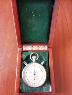 Stop/ pocket watch Slava USSR SDSPR-1-2 with box.