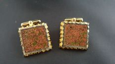 Christian Dior - Vintage cufflinks Paris 1965-1970