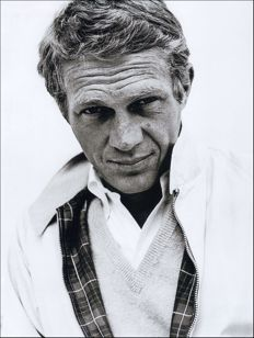 William Claxton (1927-2008) - Steve McQueen, Culver City, 1964