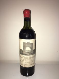 1949 Chateau Leoville-Las Cases 'Grand Vin de Leoville', Saint-Julien - 1 flessen (75cl)