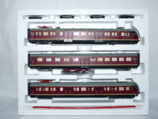 Lima HO - 149848-1 - Three piece electric train set Series ET 30 of the DB (Southern Germany)