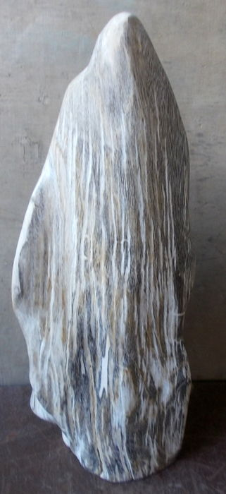 Decoration; Petrified Wood - 465 mm high - 9.4 kg