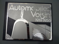 Pascal Courteault - Aotomoboles VOISIN 1919-1958 - White Mouse Editions - 1991