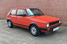 Volkswagen Golf GTI - Rabbit Edition - 1983