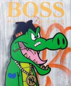 Benny The Kid - Gator Boss