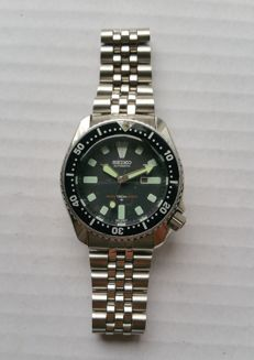 Seiko 4205-0152 Classic Diver from 04-1991