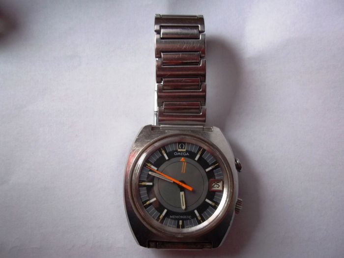 OMEGA - MEMOMATIC - Men's - 1970s