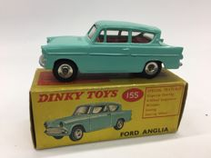 Dinky Toys - scale 1/43 - Ford Anglia No.155