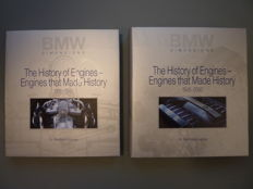 BMW Dimensions - Engines that made History - Two Volumes - 2000