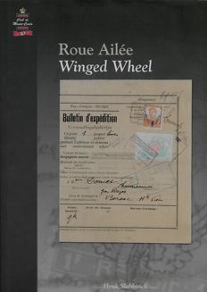 "Accessories - Book edited by the Club du Monté Carlo on the series called ""Roue Ailée"" (Winged Wheel)"