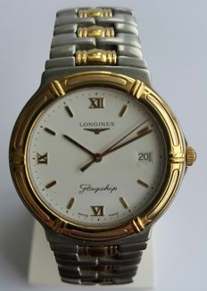 Longines - Flagship - (Ref. L5.651.3) - Men - 2000-2010