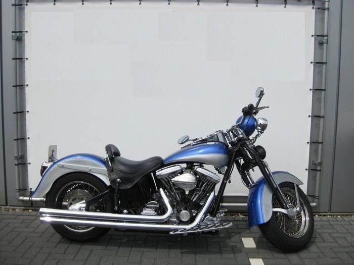 Harley-Davidson - Softtail Springer - 1340 cc - 2006