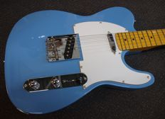 New Phoenix Tele 150 electric guitar, limited edition Baby Blue