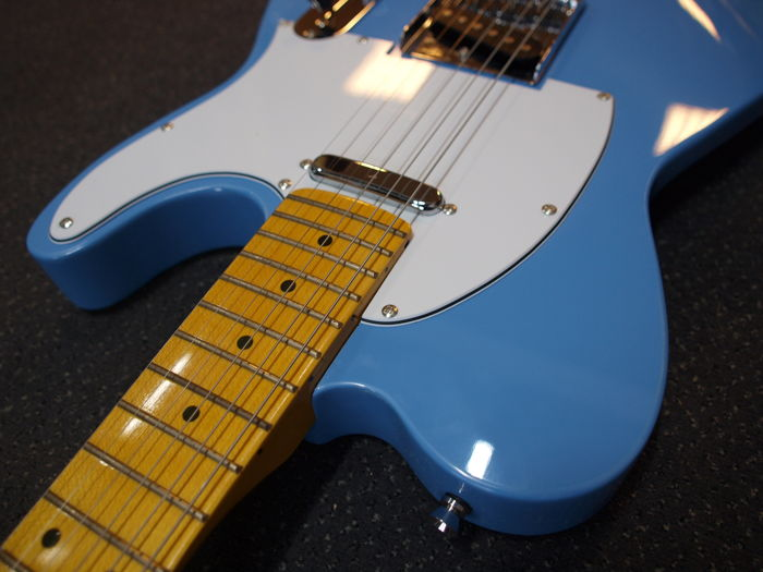 new phoenix tele 150 electric guitar limited edition baby blue catawiki. Black Bedroom Furniture Sets. Home Design Ideas