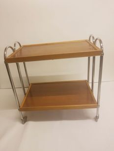 Producer unknown - vintage serving trolley