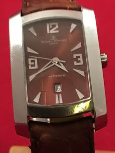 Baume & Mercier - Hampton Milleis Automatic - 65308 - Heren - 2000-2010