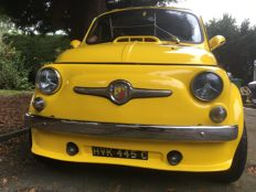 Fiat - 500 Abarth replica - 1965