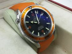 Omega - Seamaster Planet Ocean - Co-Axial - 45mm - Full Set - Year 2007
