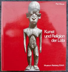 Kunst und Religion der Lobi of Meyer Piet - 1981 - German