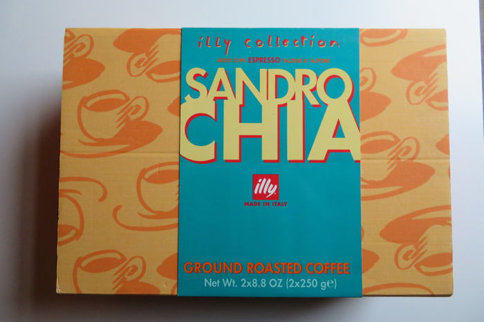 Illy Artist Collection - Sandro Chia - Il Ballo del Caffe - 1997