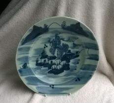 Large platter/charger - China - 19th century