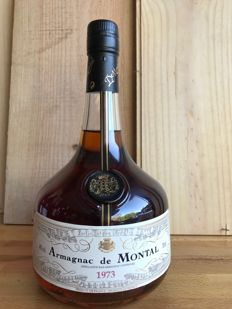 1973 Armagnac de Montal, AOC Bas-Armagnac - bottled in January 2017