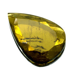 Green-Yellow Verdelite Tourmaline - 17.78 ct