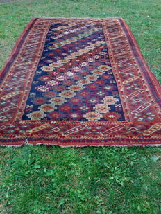 Iran carpet hand knotted  runner rug.270x110cm