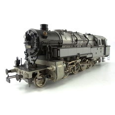 Liliput H0 - 9502 - Steam locomotive Series BR 77/95 of the DRG in photographic livery
