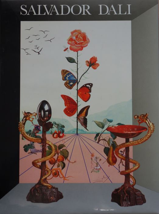 Salvador Dali - Catalogue raisonné Sahli