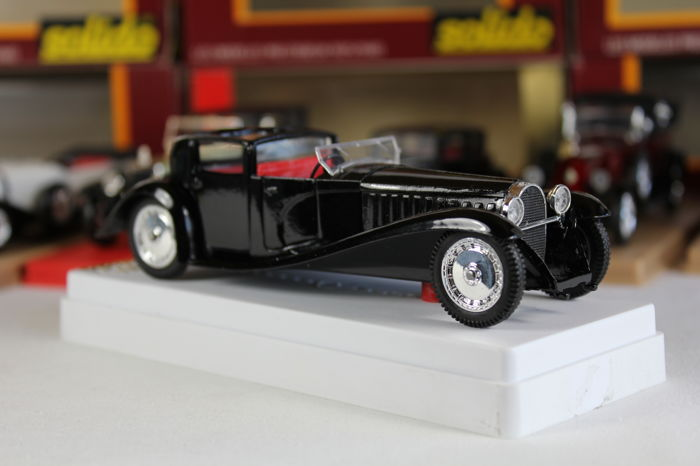 Age D Or Solido Model Cars