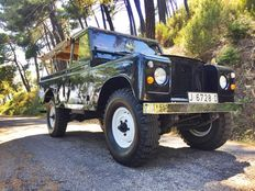 Land Rover - 109 IIII Series  - 1978