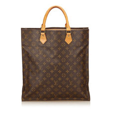 Louis Vuitton - Monogram Sac Plat Handbag