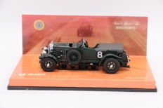 Minichamps - Scale 1/43 - Bentley 4-1/2 Supercharged #8 Le Mans - limited edition 999 pieces