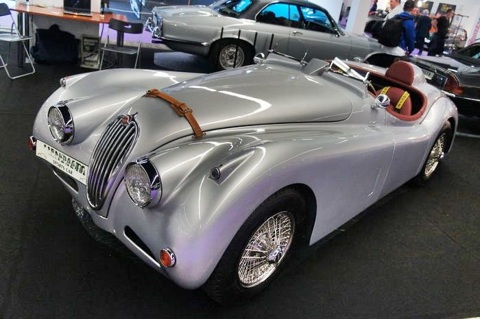Jaguar - XK140 OTS Roadster- 1954