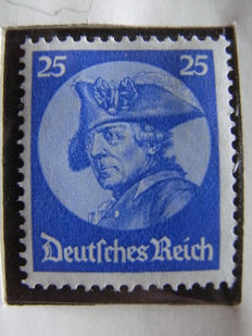 German Reich 1880/1949 - collection in 4 albums