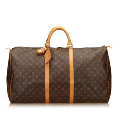 Louis Vuitton - Monogram Keepall 60 Travel bag