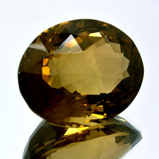 Citrine - 36.29 ct – No reserve price