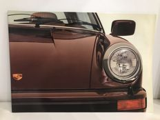 Porsche 911 S series Owner's Book and catalogue 1977