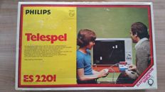 Philips - type ES 2201 - include 5 games